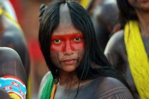 As Índias brasileiras arrasam sempre
