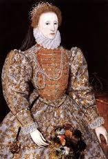 Rainha Elizabeth - faz parte da história da cosmética