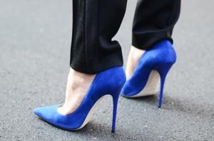 Mais um motivo (amo sapatos)